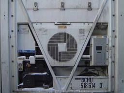 Рефрижераторный контейнер ThermoKing 20' морской.