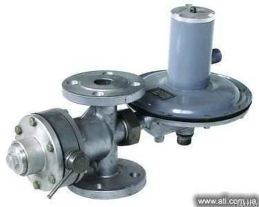 Регулятор давления газа РДК-32