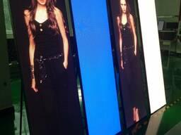 Рекламный светодиодный стенд с шагом пикселя Р3
