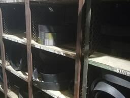 Ремни клиновые, вентиляторные, поликлиновые, вариаторные.