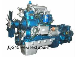 Ремонт двигателя Д245.5