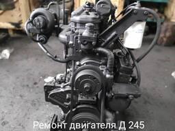 Ремонт двигателя Д 245.5 для погрузчика Амкодор 702ЕА