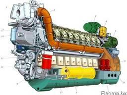 Ремонт двигателя Д49, с гарантией.