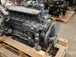 Ремонт двигателя Deutz (Дойц)