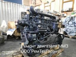 Ремонт двигателя д260 для МТЗ 1221