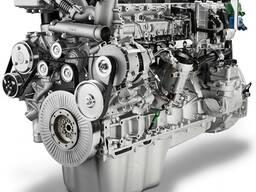 Ремонт двигателя трактора Fendt-930 (MAN D0836 LE 510)