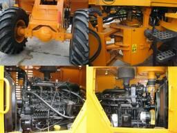 Ремонт двигателя погрузчика амкодор