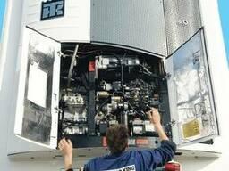 Ремонт холодильных установок Thermo King и Carrier