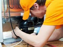 Обслуживание и диагностика холодильного оборудования