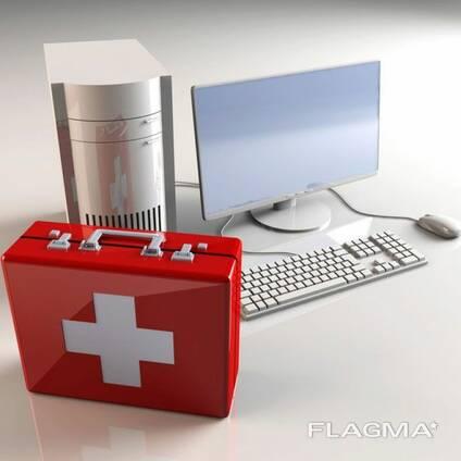 Ремонт компьютеров, ноутбуков, планшетов, телевизоров, телефонов, принтеров , электроники.