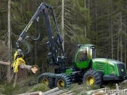 Ремонт любой сложности машин лесопромышленного комплекса