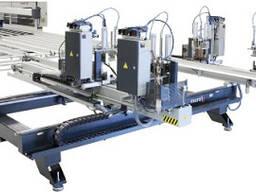 Ремонт оборудования для производства окон из ПВХ профиля