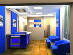 Ремонт офисов и помещений от косметического до Vip.
