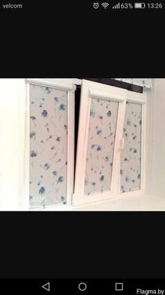 Ремонт окон, дверей ПВХ Рольшторы, жалюзи, москитные сетки.