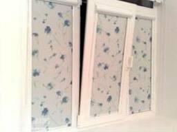 Ремонт окон,дверей ПВХ Рольшторы, жалюзи, москитные сетки.
