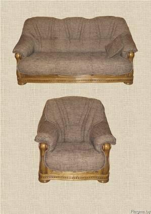 Ремонт и реставрация мягкой мебели на дому у клиента