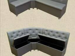 Ремонт и реставрация мягкой мебели на дому у клиента - фото 3