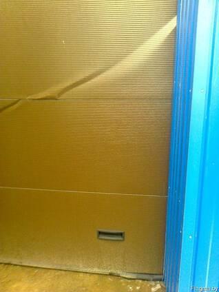 Ремонт секционных, откатных ворот, роллет в Борисове.