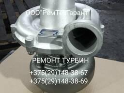 Ремонт турбины МАЗ, ремонт ткр МАЗ