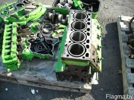 Ремонт тракторов 3022