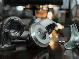 Ремонт турбин дизельных и бензиновых двигателей