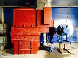 Тепловая пушка для отопления 16000 м3 помещения