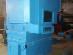 Ремонт УВН 275 (протектор, теплообменник, кладка печи)