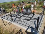 Реставрация мест захоронений - фото 2