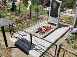 Реставрация мест захоронений - фото 4