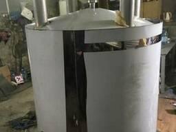 Резервуар,бак из пищевой нержавеющей стали AISI 304,316, 321