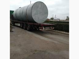 Резервуар емкость цистерна бочка 5м3-70м3