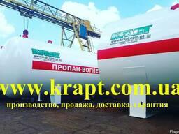 Резервуары для хранения нефтепродуктов надземные