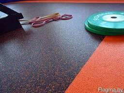 Резиновые полы и спортивные покрытия от производителя