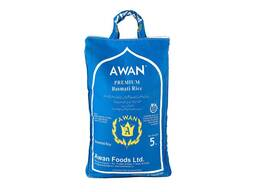 Рис Басмати Паровой - AWAN Premium
