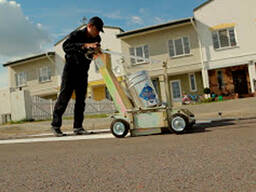 Road marking machine STiM Shmelek HP 500