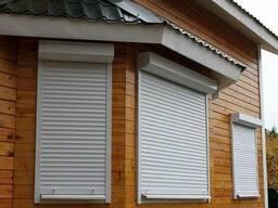 Роллеты Alutech на окна,проём(класс P3,P4,P5)