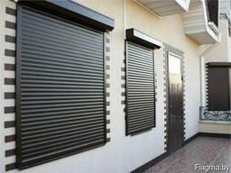 Рольставни (Роллеты) на окна и гараж.