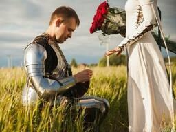 Романтическое предложение и свидание