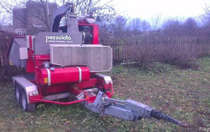 Рубительная машина (дробилка) Pezzolato H980
