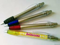 Ручки под полиграфическую вставку