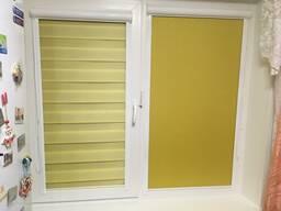 Рулонные шторы cистема uni 1, uni 2, mini