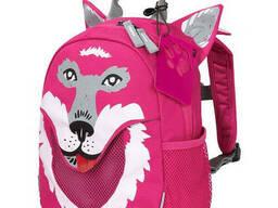 Рюкзак детский Jack Wolfskin Little Jack 2009221-2010 pink peony