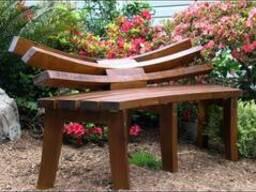 Садовая мебель, мебель для сада. - фото 2