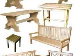 Садовая мебель, мебель для сада. - фото 4