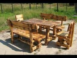 Садовая мебель, мебель для сада. - фото 5