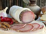 Сало соленое, домашняя колбаса - фото 4
