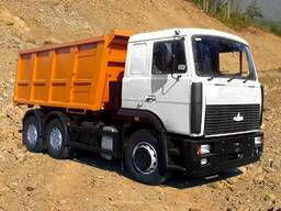Самосвал грузовик МАЗ в аренду