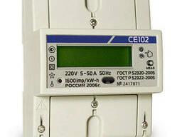 Счетчик электрической энергии СЕ 102 R5145