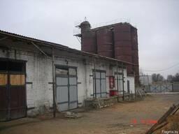 Сдам складские помещения или площадку для хранения