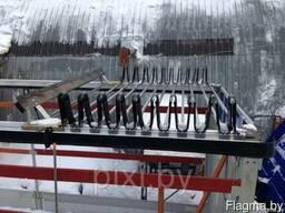 Сдвижная крыша, ремонт, замена, установка, ворота распашные